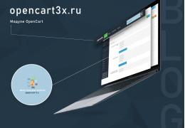 Модули OpenCart - выбор способов оплаты для интернет-магазинов
