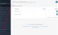 Модуль Таблицы размеров Opencart 3.0